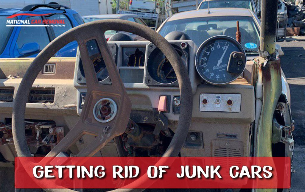 How to Dispose Old Cars