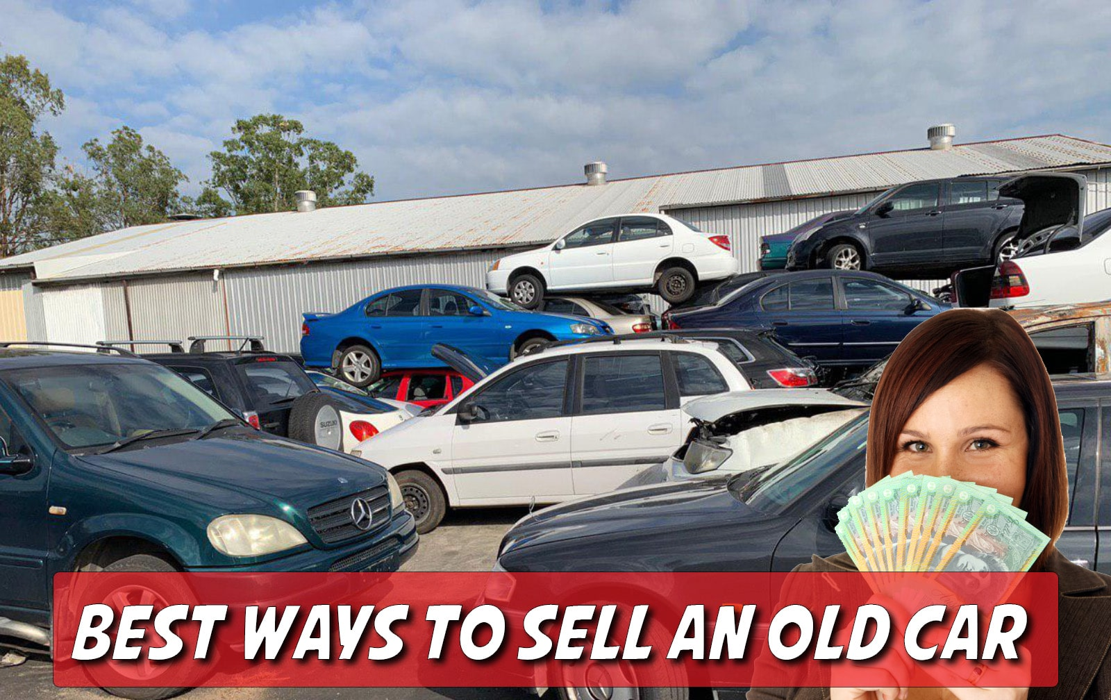 Best Way to Sell Old Car